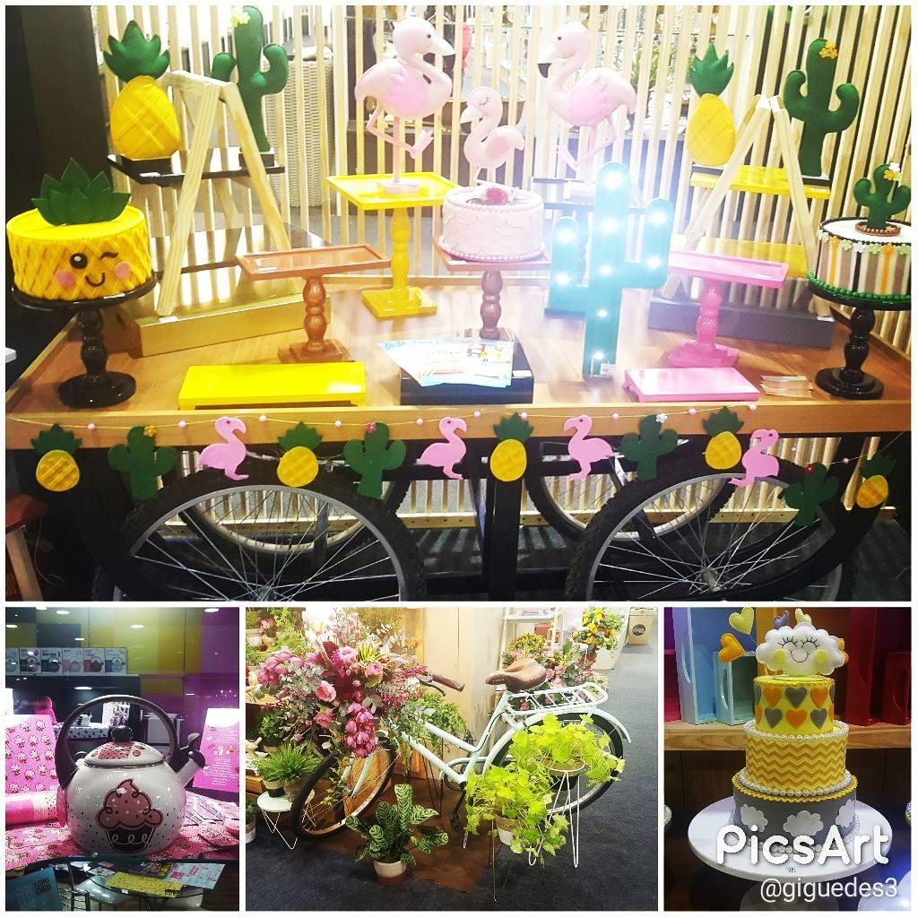 Comeou a maior feira de decorao e utilidades domsticas dahellip
